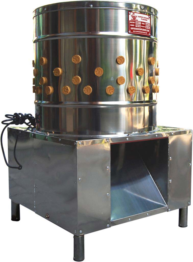 Chicken Defeathering Machine
