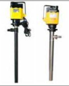 Electric Motor Operated Barrel Pump