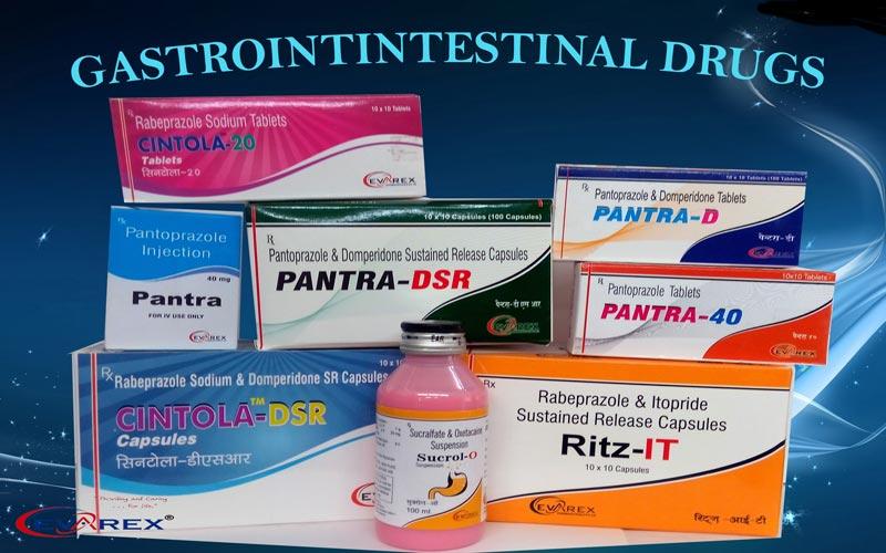 Gastrointestinal Medicines