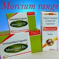 Multivitamin and Mineral Medicines