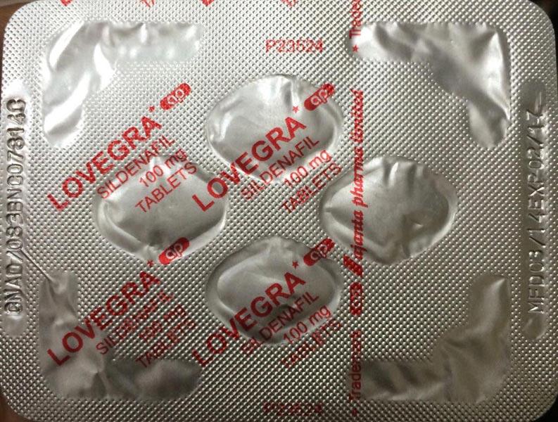 Lovegra Tablets
