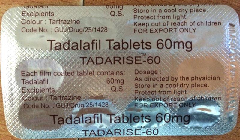 Tadarise-60 Tablets