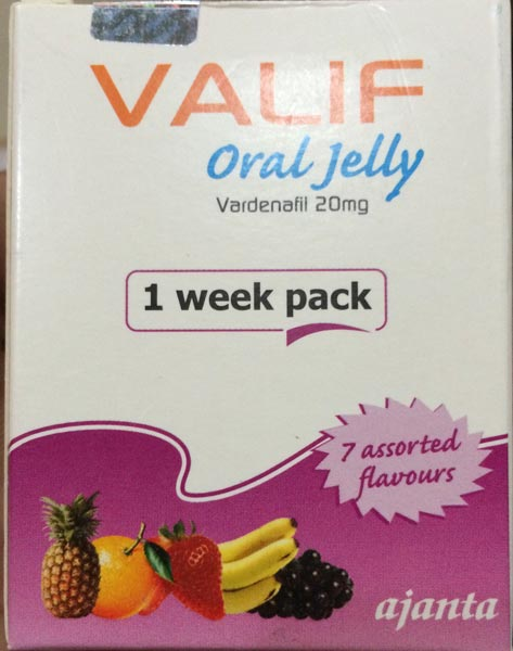 Valif Oral Jelly