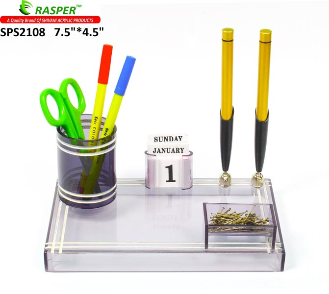 Acrylic Pen Stand (SPS2108)