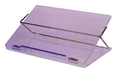Rasper Acrylic Writing Desk