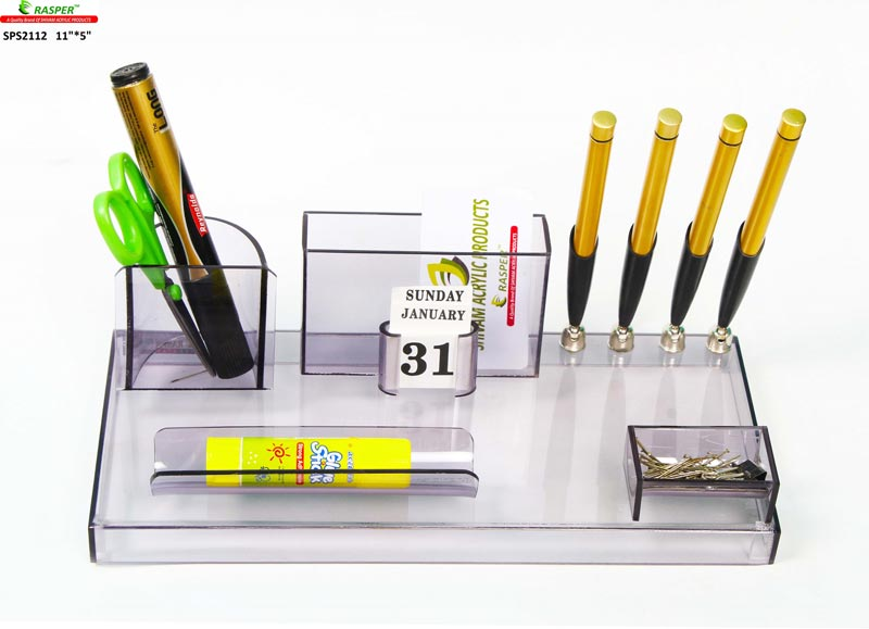 Acrylic Pen Stand (SPS2112)