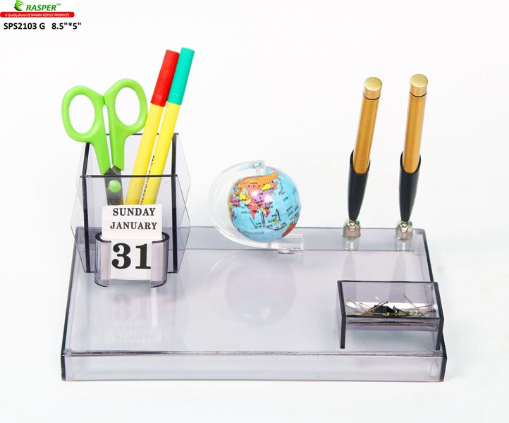 Acrylic Pen Stand (SPS2103_G)