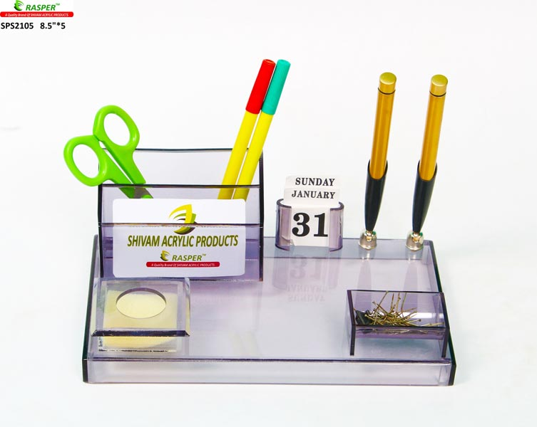 Acrylic Pen Stand (SPS2105)