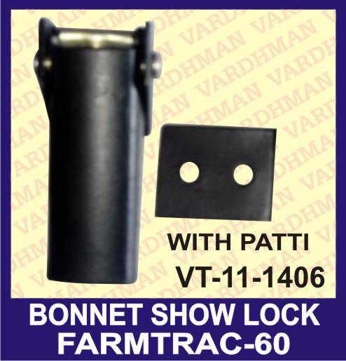 Bonnet Show Lock