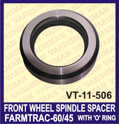 Front Wheel Spindle Spacer