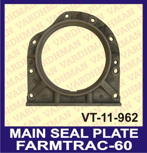 Main Seal Plate