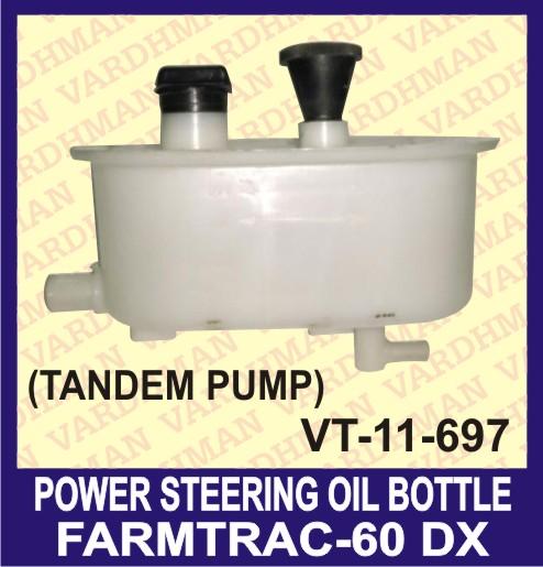 Power Steering Oil Bottle