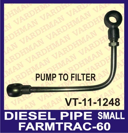 Small Diesel Pipe