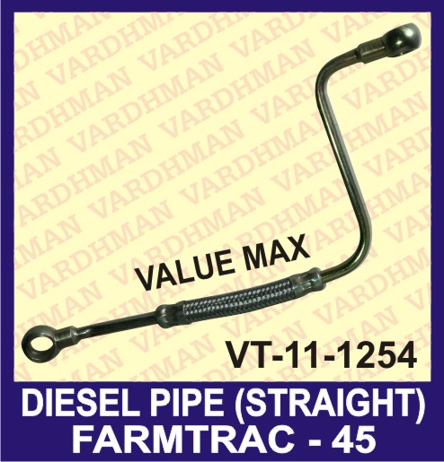 Straight Diesel Pipe