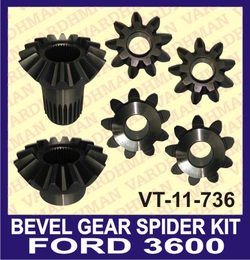 Bevel Gear Spider Kit