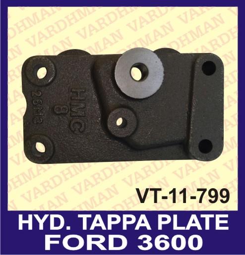 Hydraulic Tappa Plate