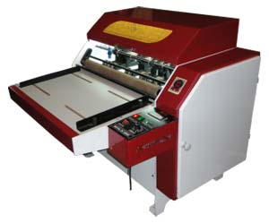 Rotary Half Sticker Cutting Machine