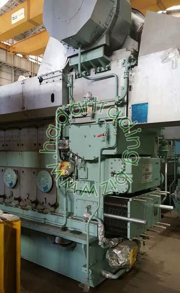Doosan Diesel Generator Set 01