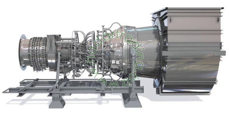 FT4000 SWIFTPAC Gas Turbine