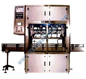 Continuous Liquid Filling Machine
