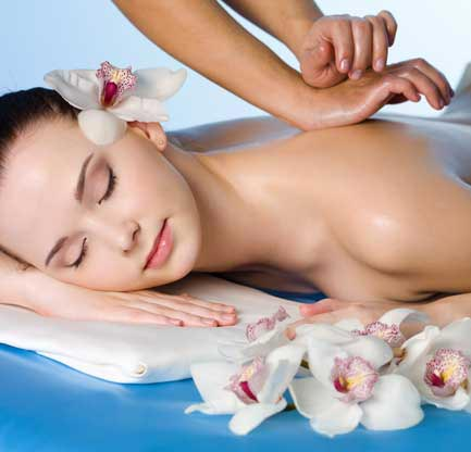 Ladies Body Massage Services