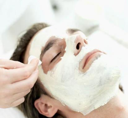Mens Facial Services