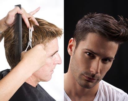 Mens Hair Cutting Services