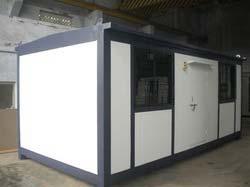 Portable Puff Cabin