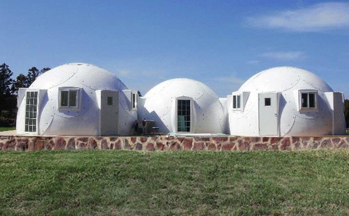 Prefabricated Dome HousePrefabricated House