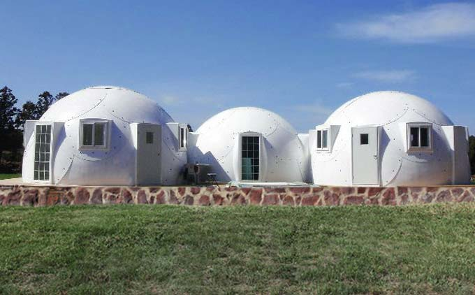 Prefabricated Dome House