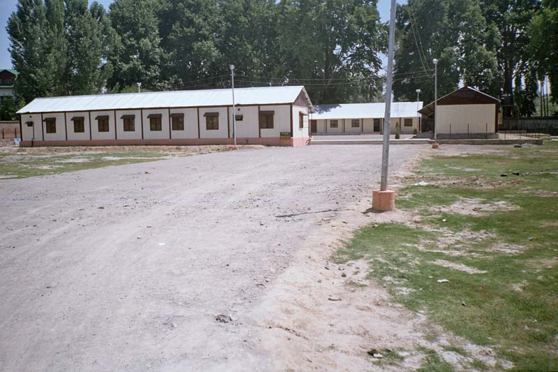 Prefabricated School Building