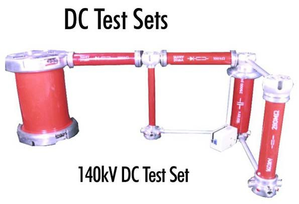 High Voltage DC Test Set (140KV)