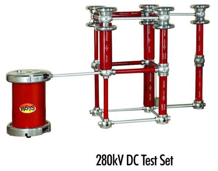 High Voltage DC Test Set (280KV)