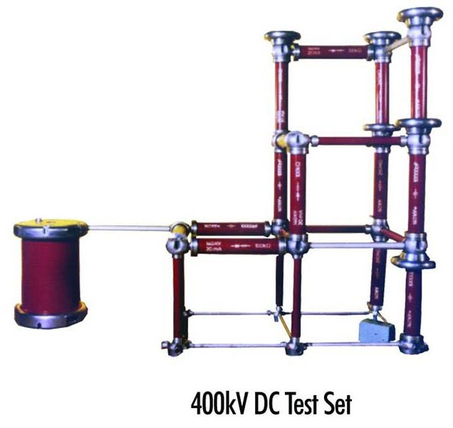 High Voltage DC Test Set (400KV)