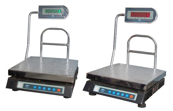 Table Top Platform Weighing Scales