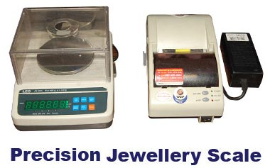 Precision Jewellery Weighing Scales