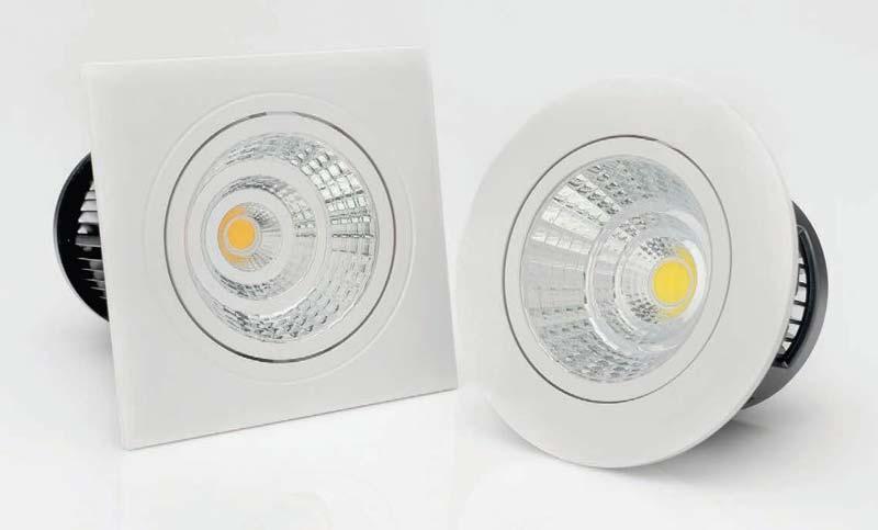 Single Focus LED Spotlights