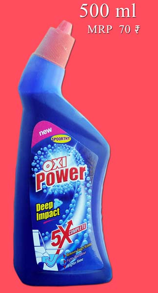 Oxi Power Toilet Cleaner