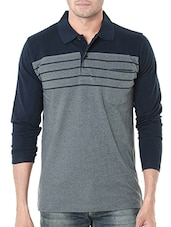 Mens Full Sleeves Polo T-Shirt 02