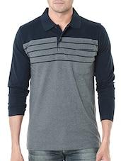 Mens Full Sleeves Polo T-Shirt 02