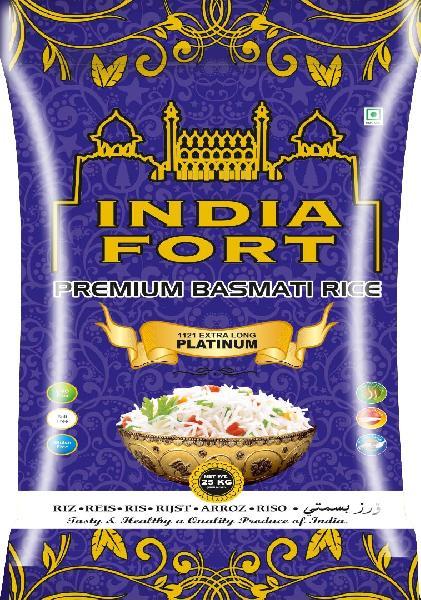 1121 Platinum Steam Premium Basmati Rice