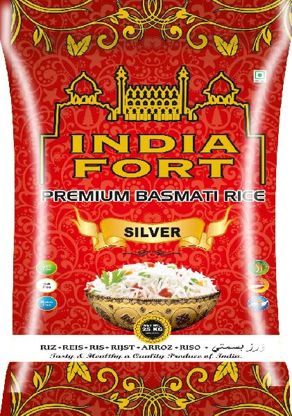 1121 Silver Steam Premium Basmati Rice