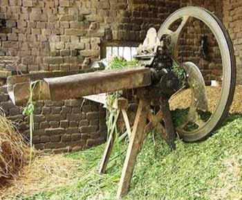 Chaff-Cutting Machine