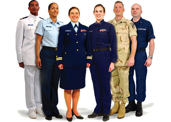 Military Defence Uniform
