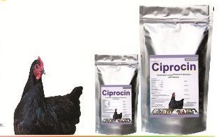 Ciprocin Poultry Feed Supplement
