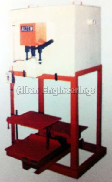 Semi Automatic Container Filling Machine