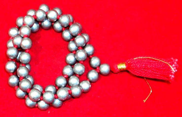 Mercury Bead Mala
