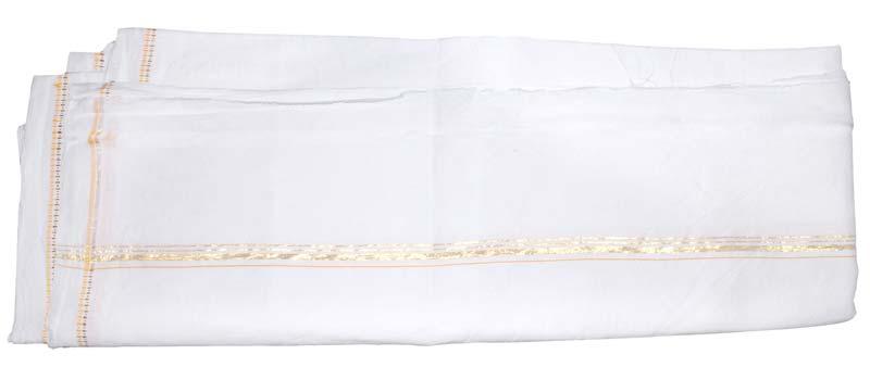 Cotton Polyester Dhoti