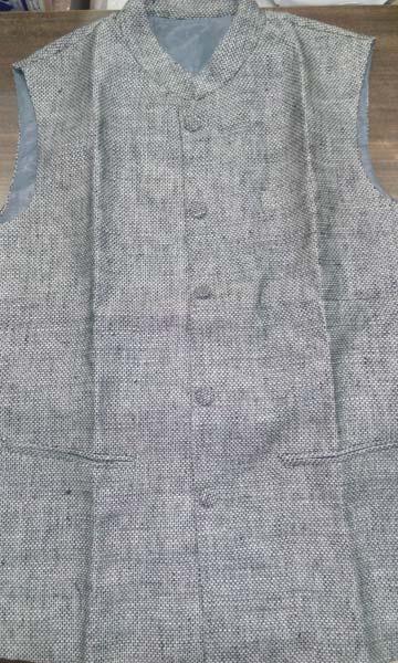 Mens Half Sleeve Jacket