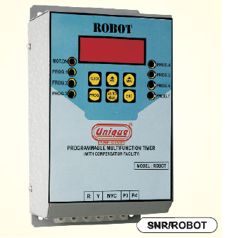 Digital Programmable Timer (SNR-Robot)